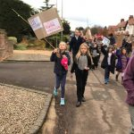 SAVE WARSASH - Community March